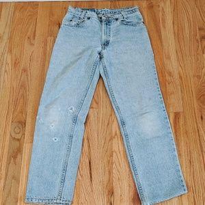 Vintage Levi's Jeans. Student size